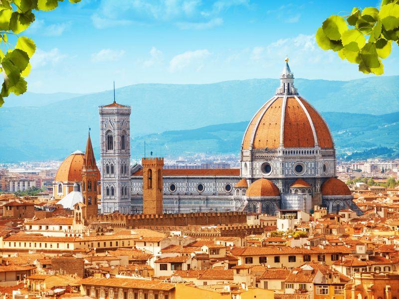 Экскурсия Обзорная прогулка по Флоренции