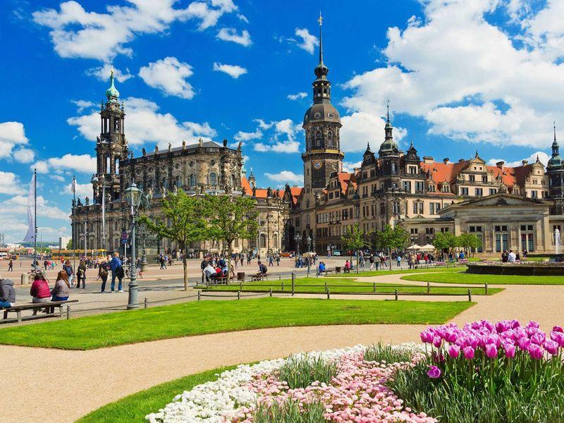 Экскурсия Красавец Дрезден— авто-путешествие изПраги