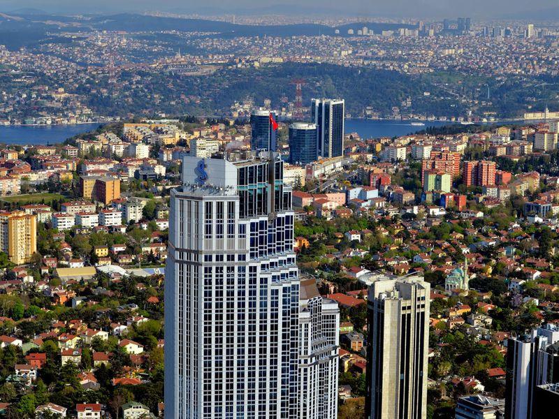 Экскурсия Стамбул с высоты