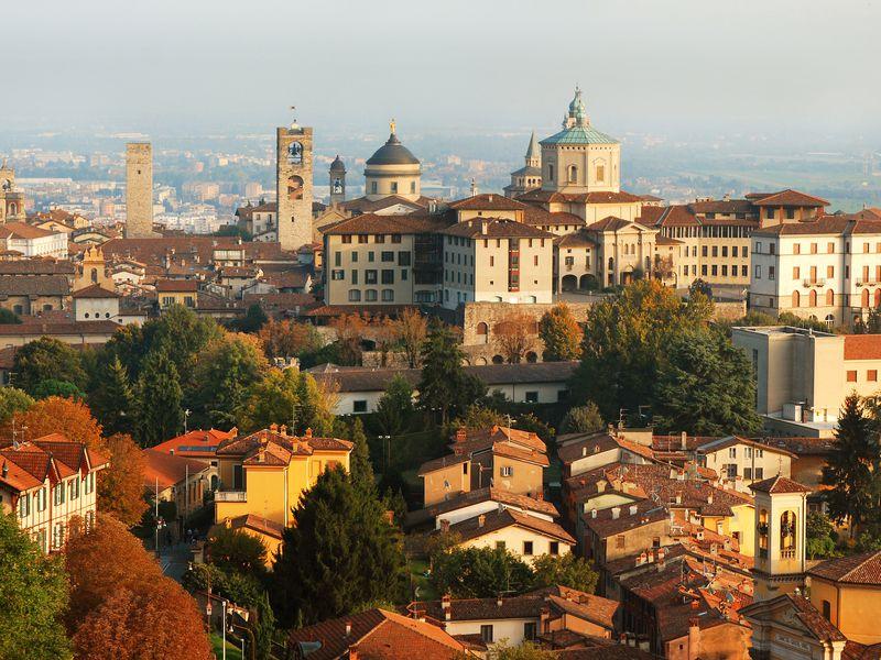 Экскурсия Трансфер + обзорная экскурсия по Бергамо