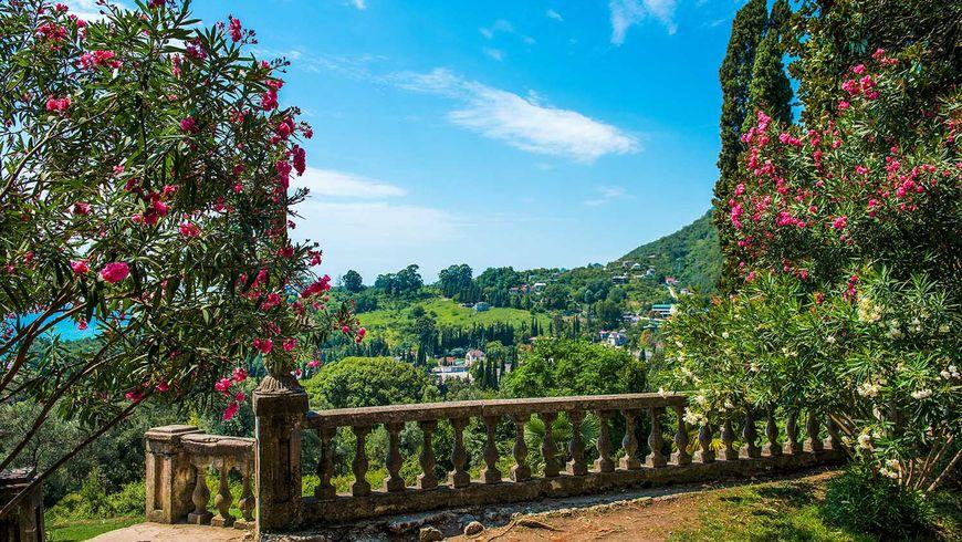 Групповая экскурсия «Все краски Абхазии»