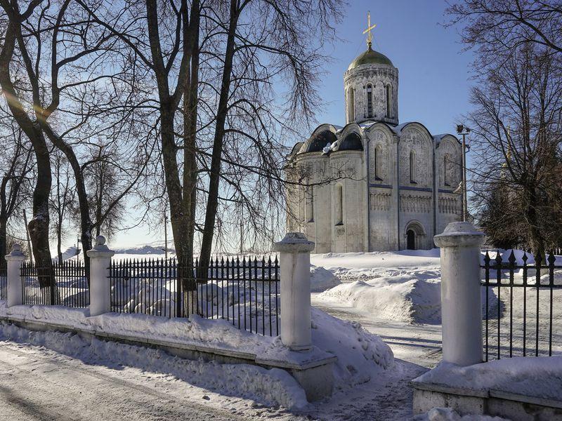 Экскурсия Владимир сквозь столетия
