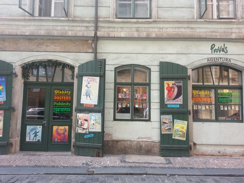 Экскурсия Винтаж в Праге