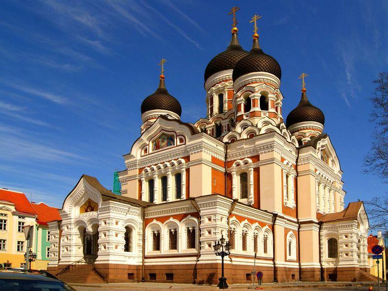 Экскурсия Таллин православный