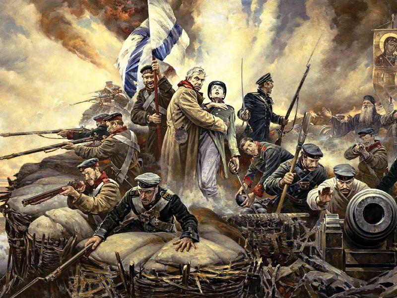 Экскурсия Две войны Севастополя