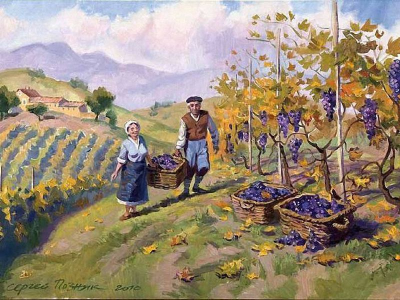 Экскурсия ИзАликанте всемейную винодельню