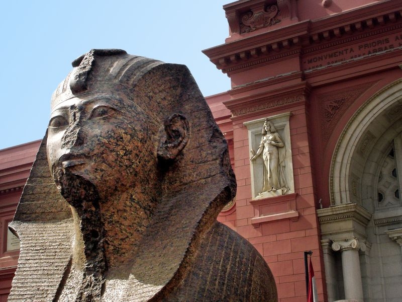 Каир — город чудес