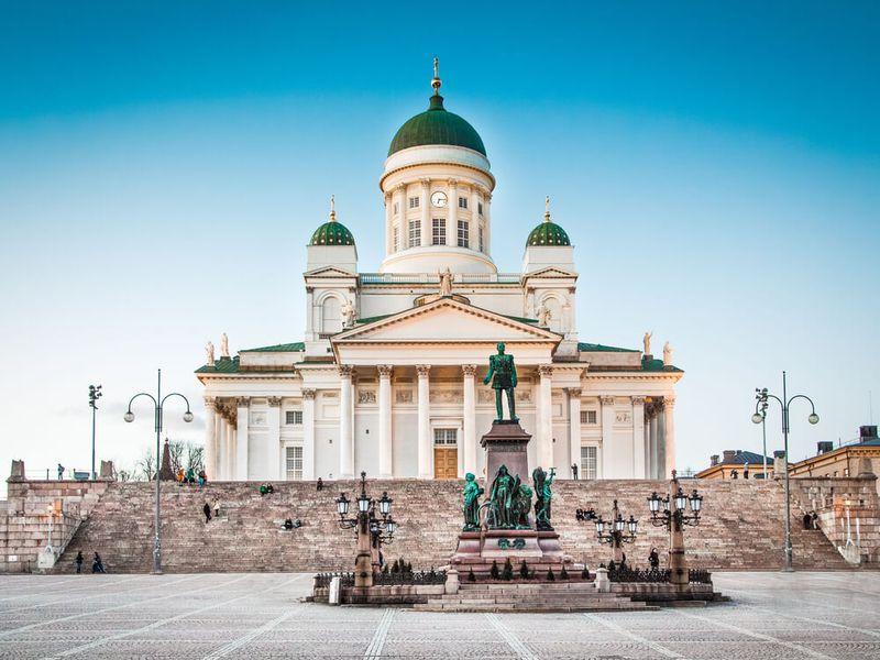 Экскурсия Хельсинки — первое знакомство