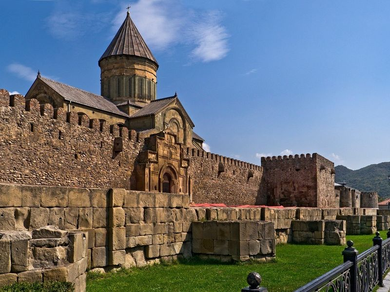Тбилиси-Мцхета: две древние легенды width=