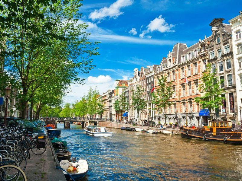 Фото Амстердам — первое знакомство