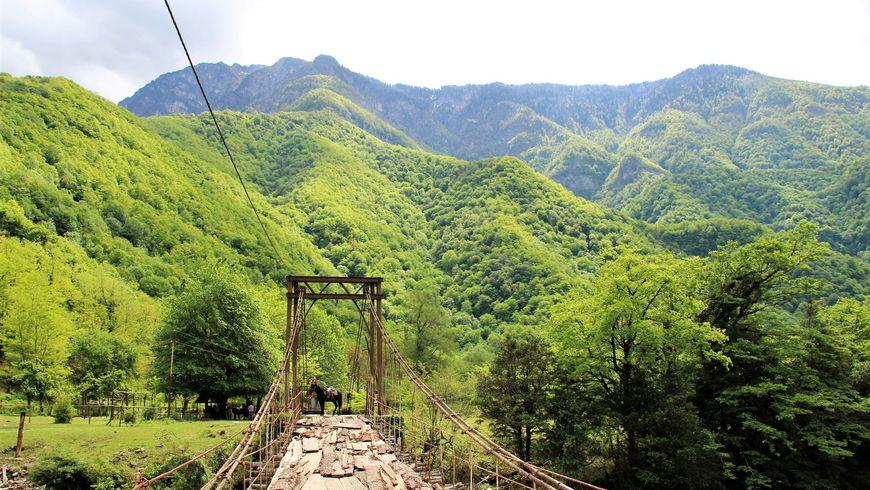 Самобытная Абхазия без шаблонов!