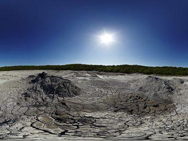 Вулкан Шуго, грязевые ванны иконная прогулка