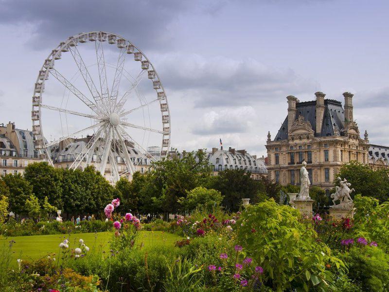 Фото Знакомство с Парижем на автопрогулке с посещением Монмартра