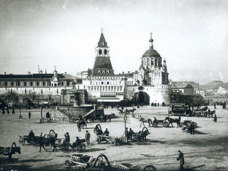 Фото Архитектурная Москва