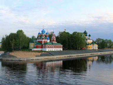 Обзорная экскурсия по Угличу с посещением кремля