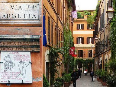 Рим – город загадок