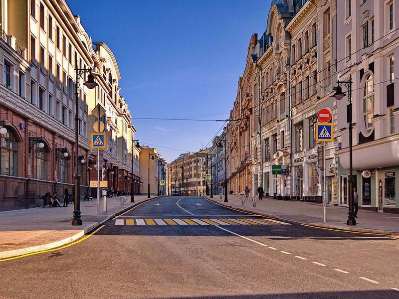 Экскурсия Мясницкая и переулки: прогулка по 4 эпохам Москвы