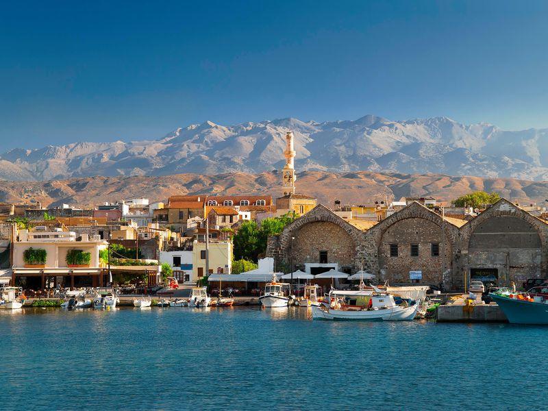 Экскурсия Весь Крит за один день