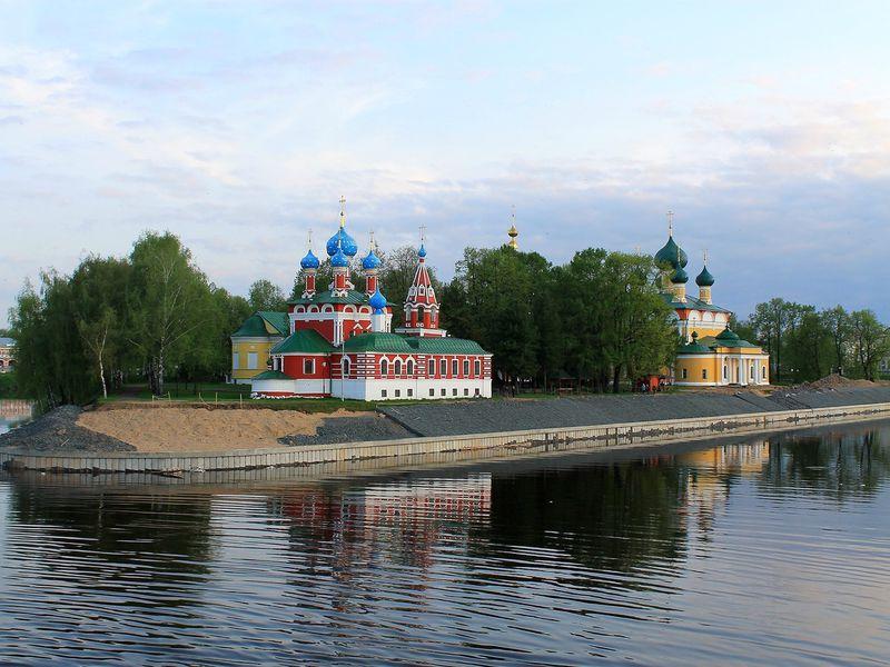 Экскурсия Обзорная экскурсия по Угличу с посещением кремля