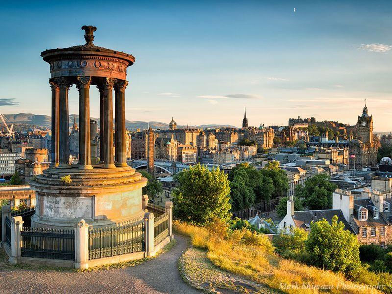 Экскурсия Большая обзорная прогулка по Эдинбургу
