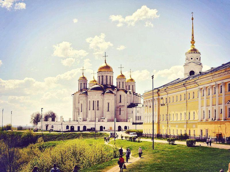 Экскурсия Древний Владимир: кистокам истории