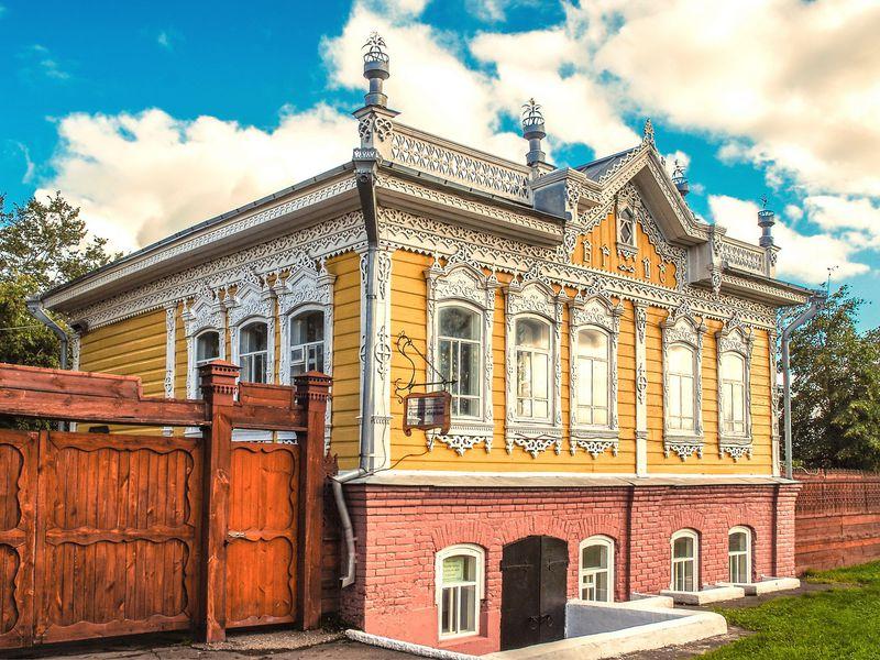 Экскурсия Загадка засыпанного Омска