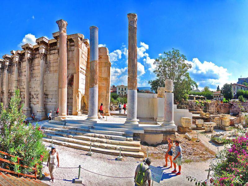 Экскурсия Исторические Афины за2часа