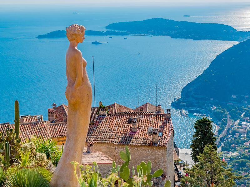 Экскурсия Ницца, Эз, Монако: на восток Лазурного побережья