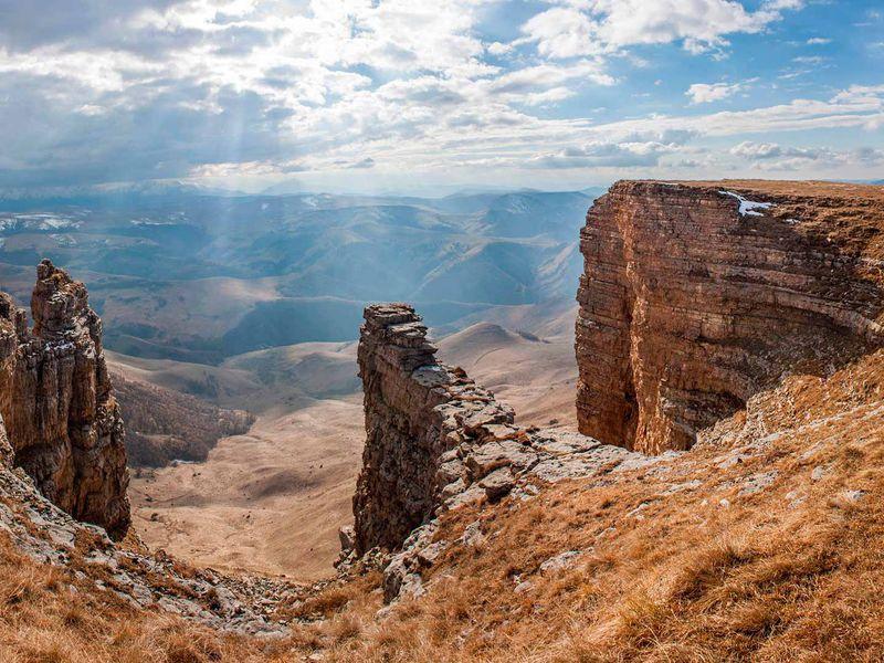 Экскурсия На плато Бермамыт за невероятными пейзажами!