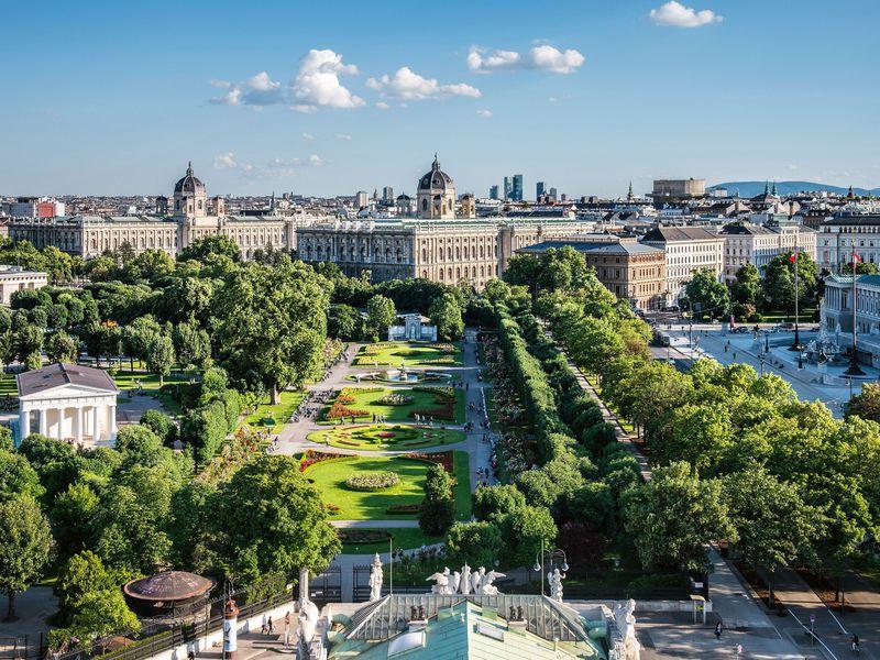Экскурсия Панорамная Вена и ее окрестности
