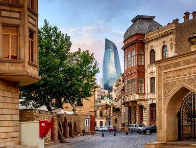 Необычные экскурсии в Баку 2021🧭 на русском языке – цены от €15 в сентябре–октябре