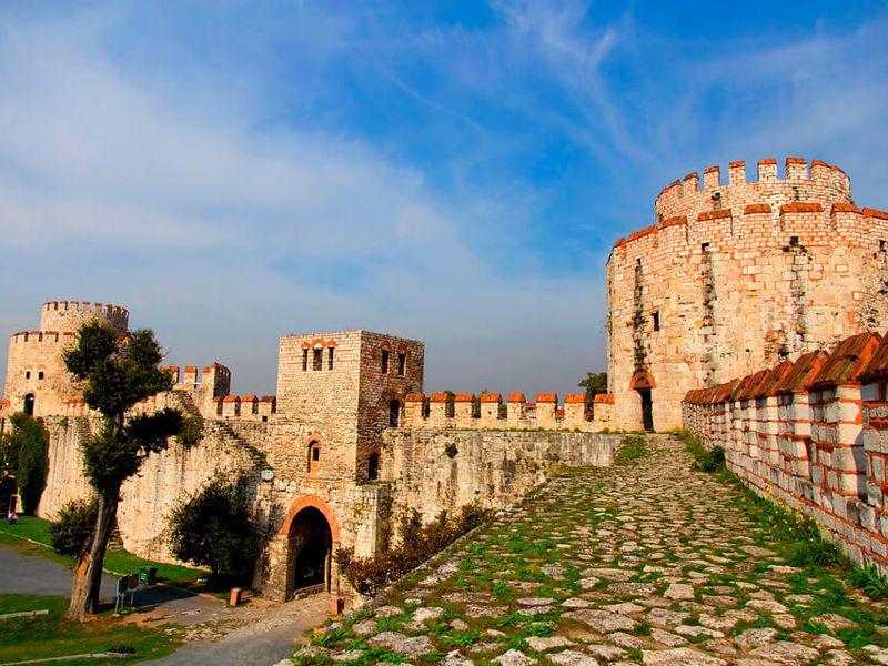 Экскурсия Стамбульский калейдоскоп
