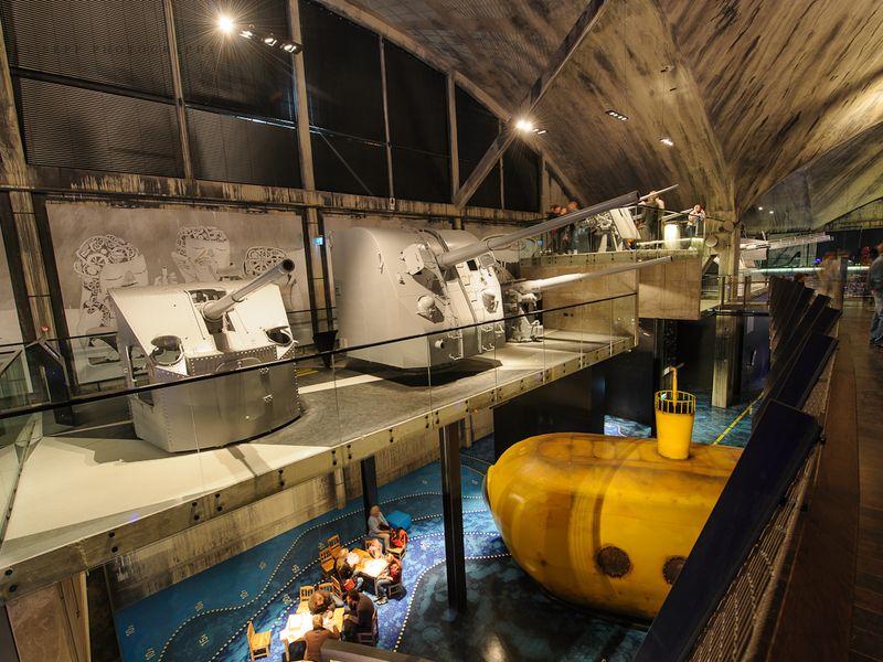 Экскурсия Морская история Таллина, или океан приключений в Лётной гавани