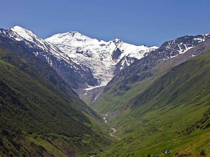 Экскурсия Завораживающий мир Горной Осетии