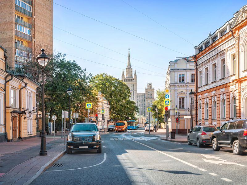 Экскурсия Загадки Старой Москвы