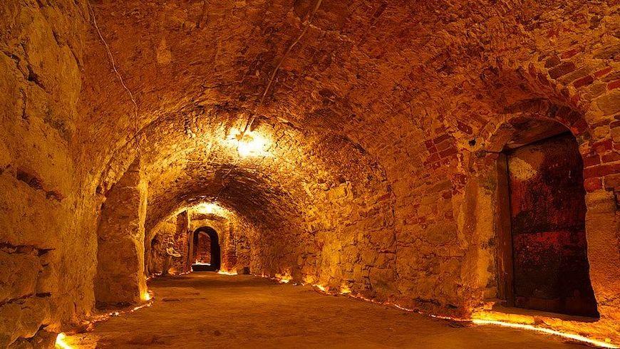 Львовские подземелья