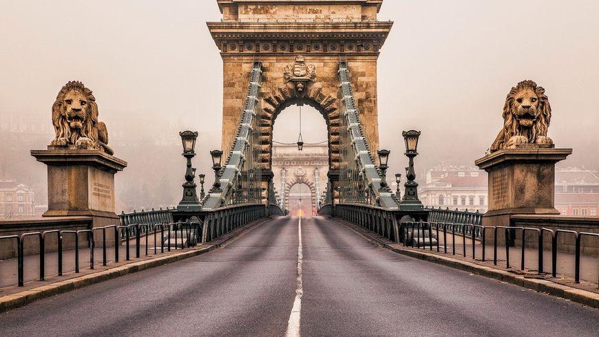 Первое знакомство с Будапештом