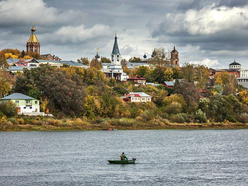 Экскурсия Из Рязани в Касимов — город двух культур
