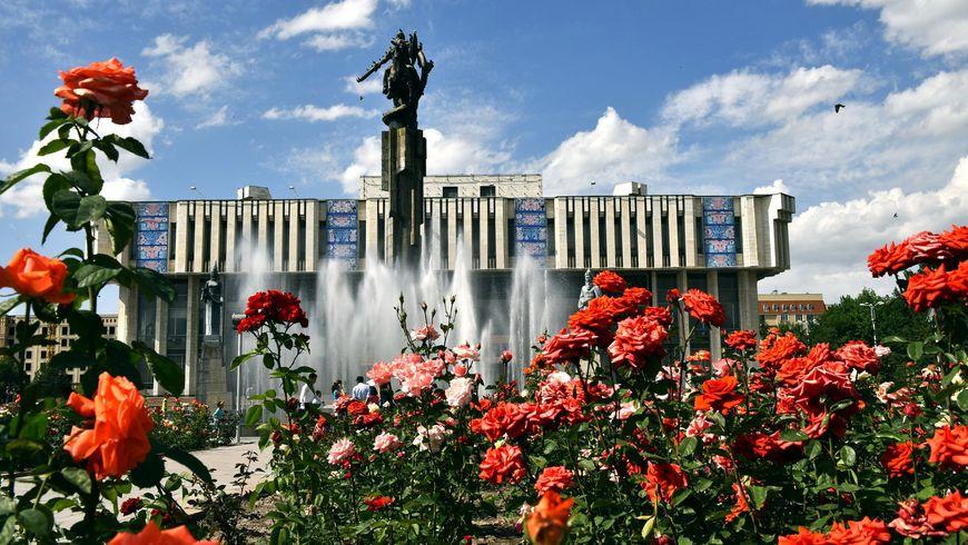 Салам, Бишкек!