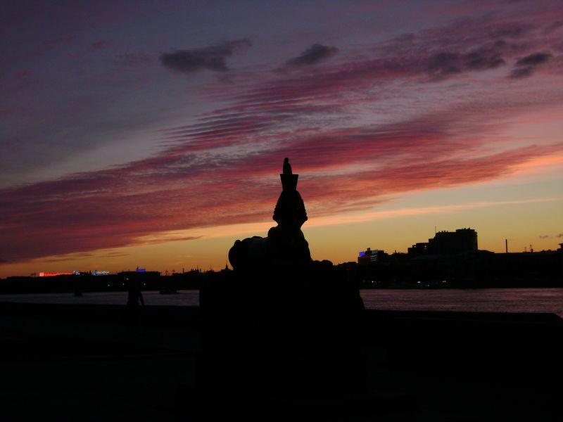 Экскурсия Аутентичный Петербург: от сфинксов Шемякина до Охты
