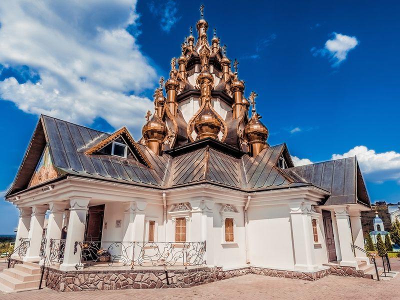 Экскурсия Спасо-Преображенский монастырь— легенда донского края