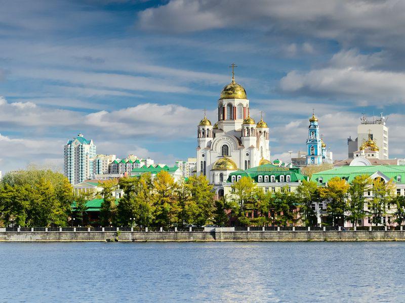 Экскурсия Узнать Екатеринбург за3часа