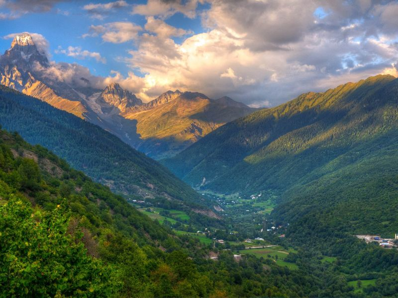 Экскурсия Открыть красоту природы западной Грузии