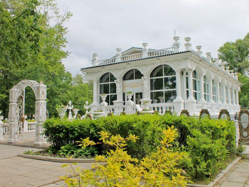 Экскурсия «Зелёный» Хабаровск