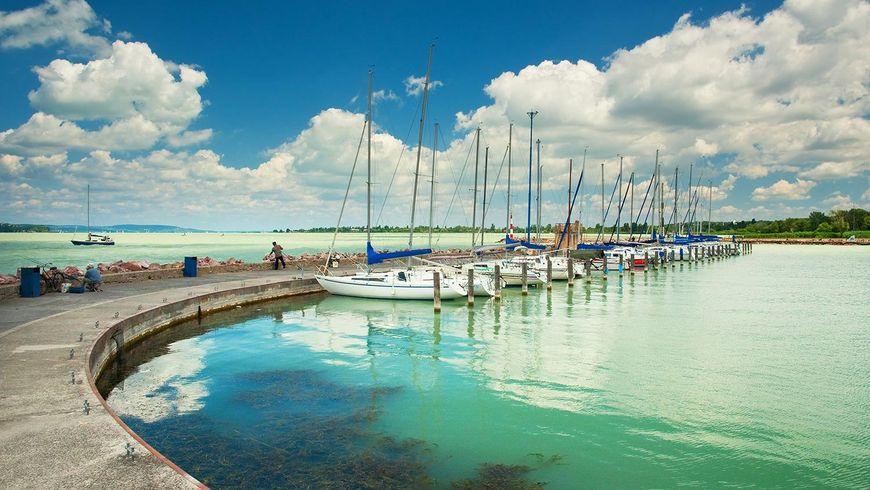 К Венгерскому морю и лечебному озеру Хевиз