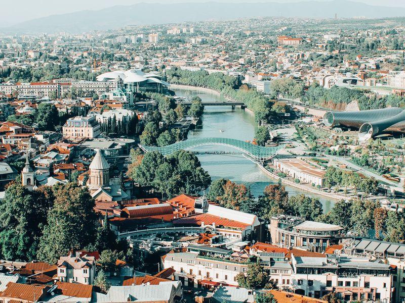 Экскурсия Тбилиси с огоньком