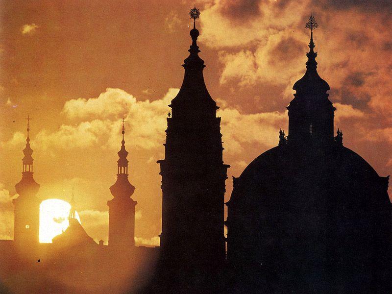Экскурсия Экскурсия «Вечерняя Прага»