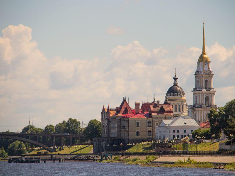 Экскурсия Рыбинск вдоль ипоперёк: групповая экскурсия