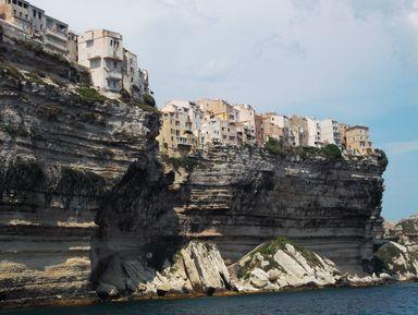 Из итальянской Сардинии на французскую Корсику