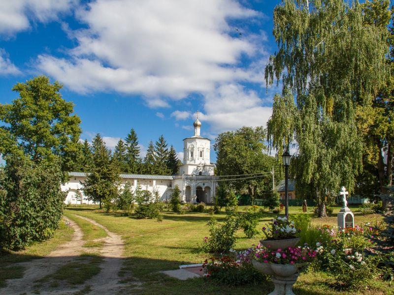 Экскурсия Поэты исвятыни Солотчи